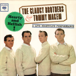 The Clancy Brothers with Tommy Makem - Irish Rover