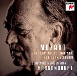 Nikolaus Harnoncourt - March No. 1 in D Major, K. 335 (K. 320a)
