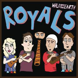 Walk Off The Earth - Royals
