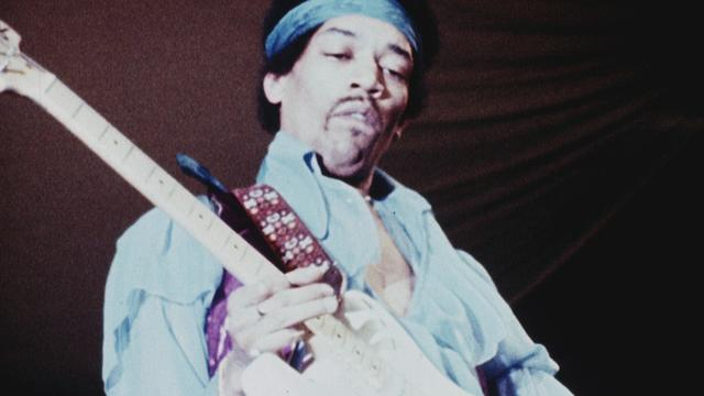 Jimi Hendrix - Hear My Train A Comin' (Trailer)
