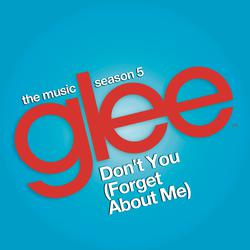 Glee Cast - Don't You (Forget About Me) (Glee Cast Version)