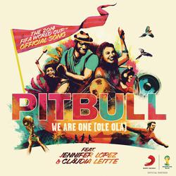 Pitbull feat. Jennifer Lopez & Claudia Leitte - We Are One (Ole Ola) (The Official 2014 FIFA World Cup Song)