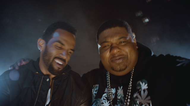 Craig David x Big Narstie - When the Bassline Drops
