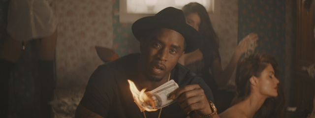 Puff Daddy & The Family feat. Zoey Dollaz & French Montana - Blow a Check