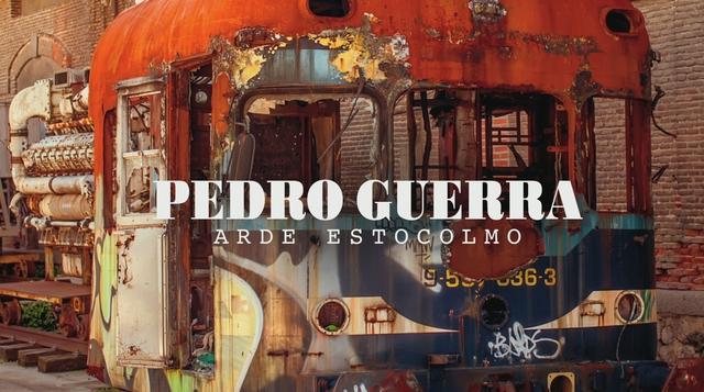 Pedro Guerra - Arde Estocolmo (Audio)