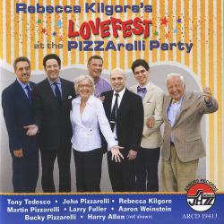 Rebecca Kilgore's Lovefest at the Pizzarelli Party