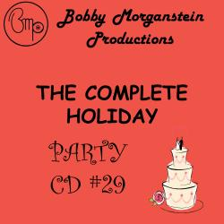 The Complete Holiday Party Dance CD